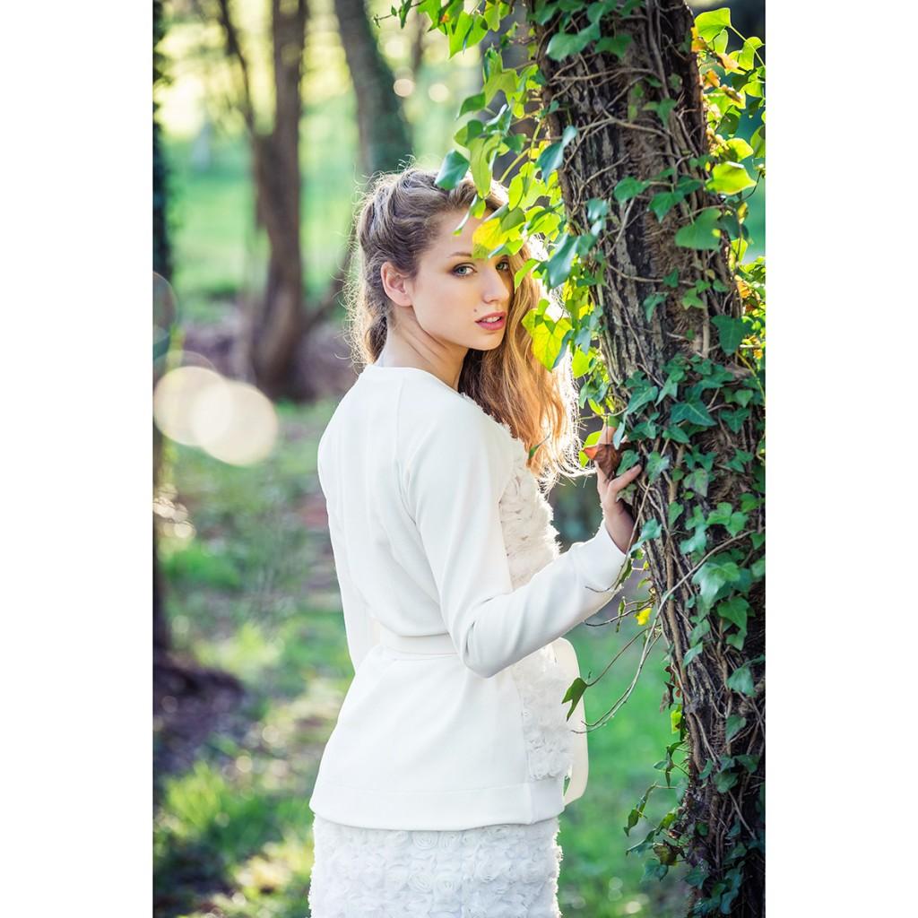 Fotografía de moda en Galicia Wedding editorial Elena Repetskaya 2