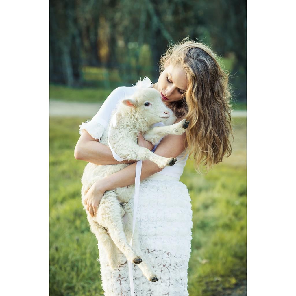 Fotografía de moda en Galicia Wedding editorial Elena Repetskaya 3