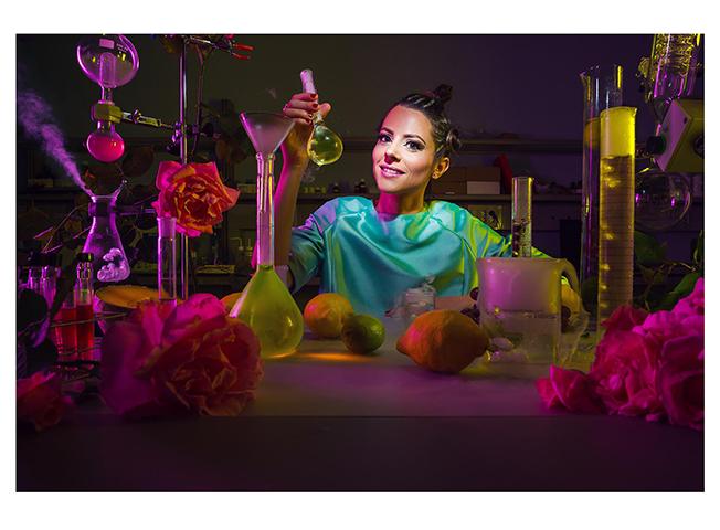 Dr. Enma Conde by Elena Repetskaya web