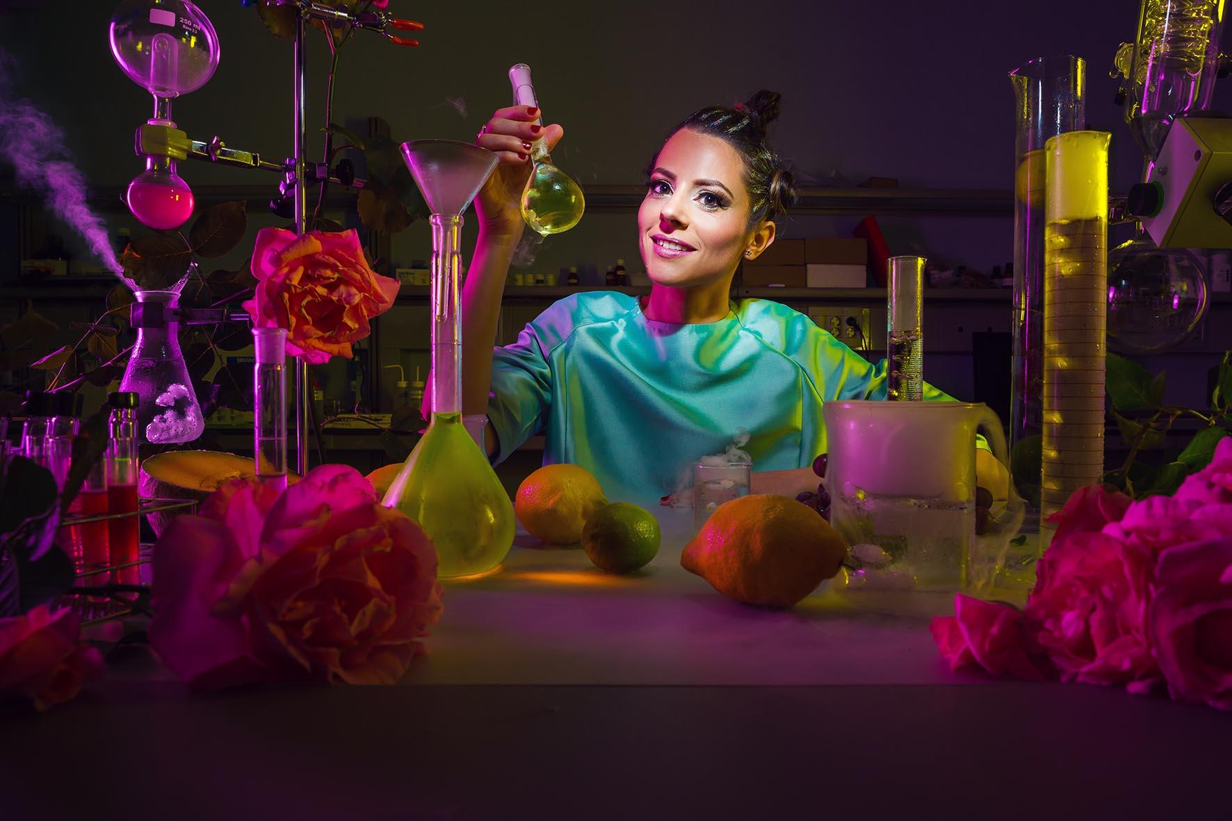 Dr. Enma Conde by Elena Repetskaya 2