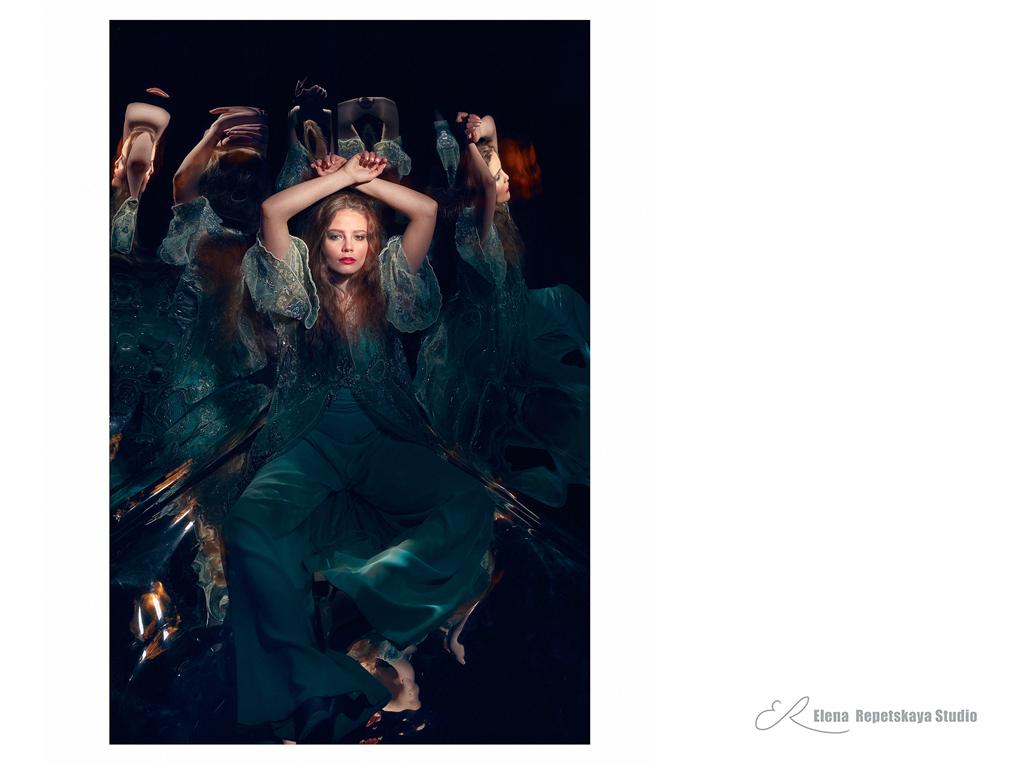 Fashion photographer Lena Repetskaya 1