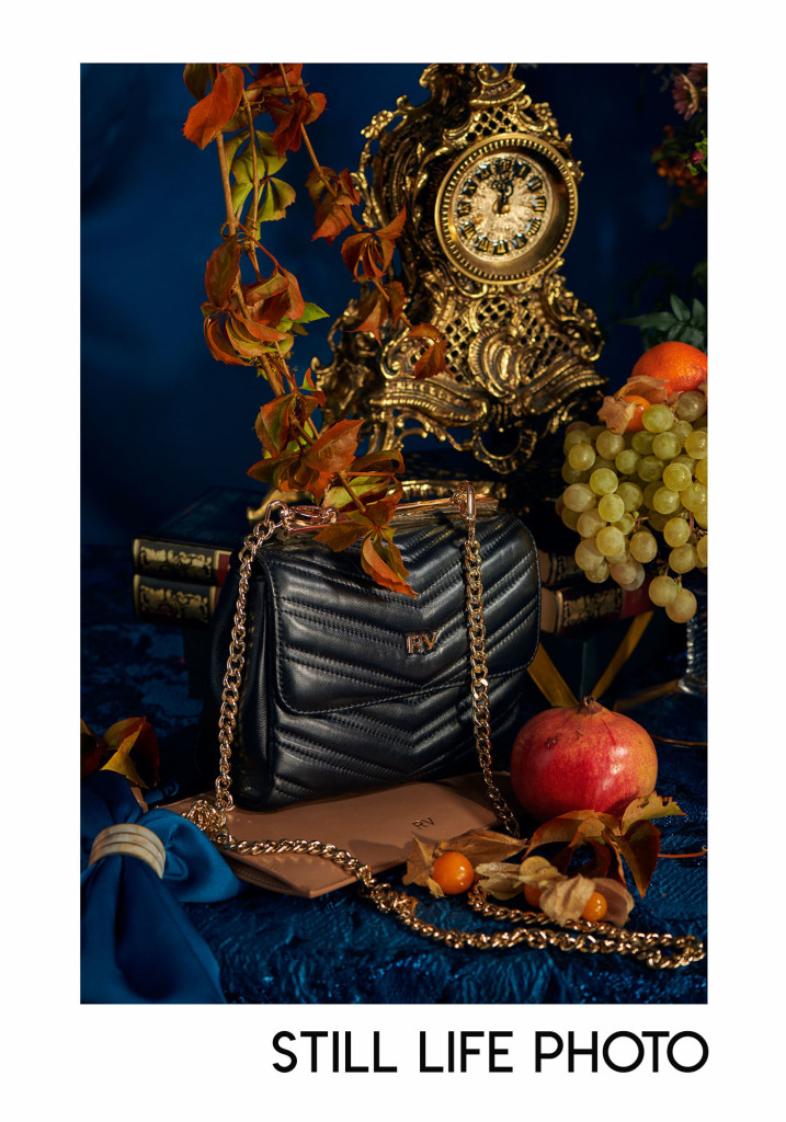 Still life Fashion by Lena Repetskaya 1a