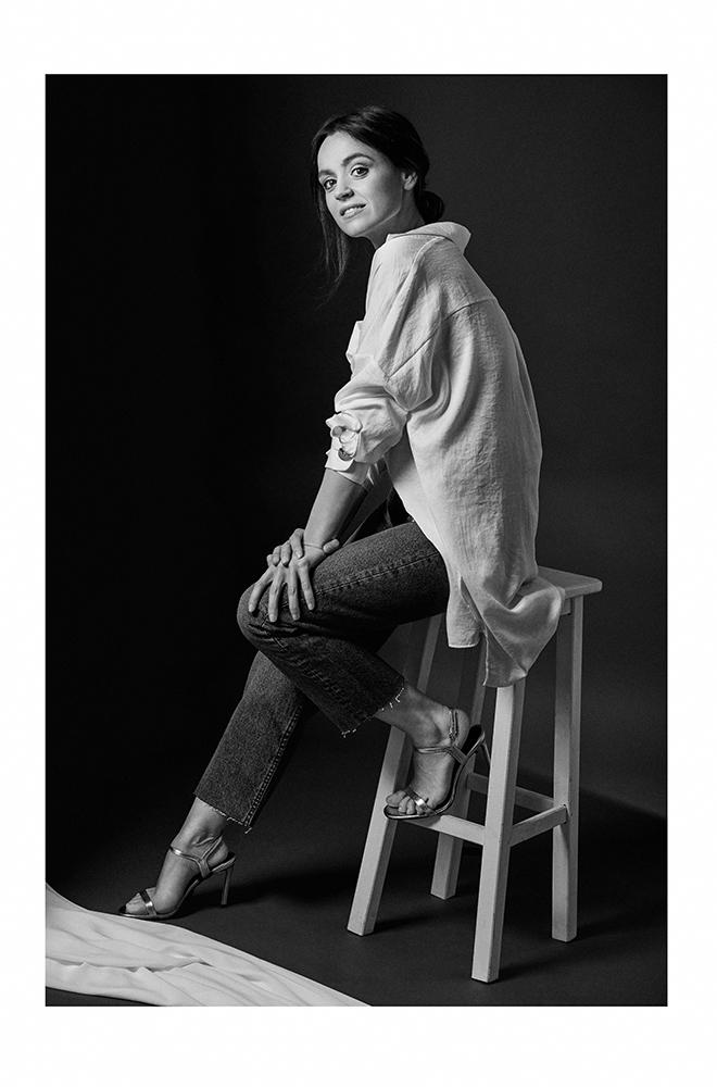 Monica Alvaredo  by photographer Lena Repetskaya