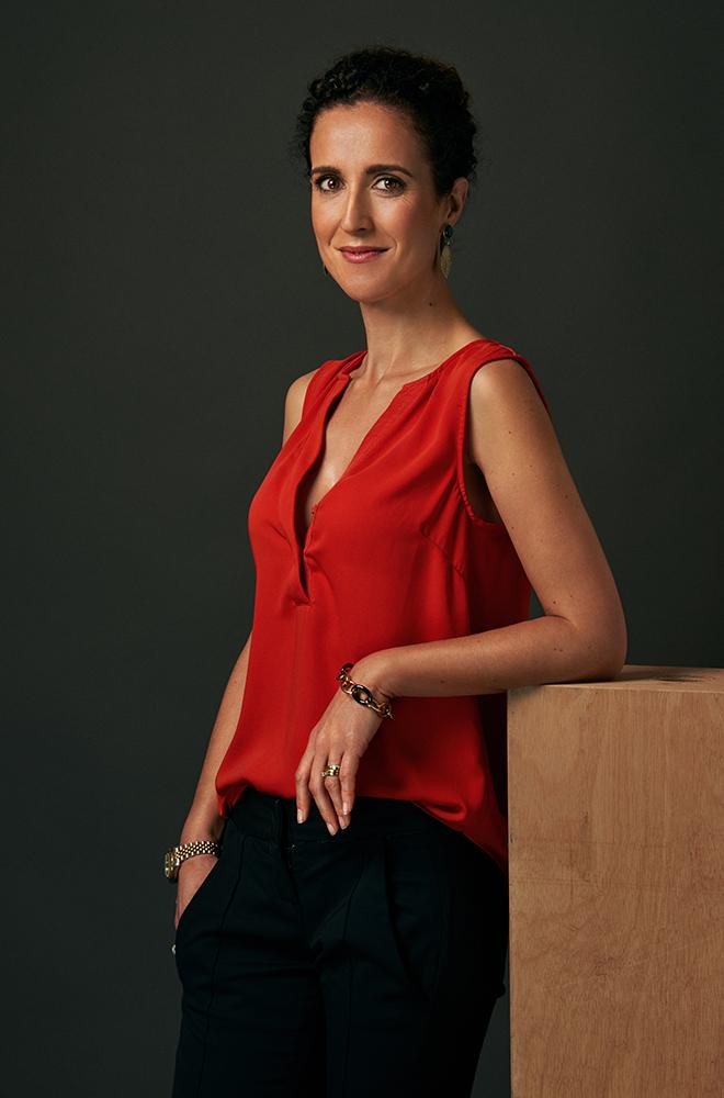 Sandra Rodríguez by photographer Lena Repetskaya 6