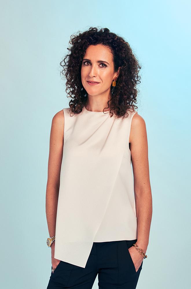 Sandra Rodríguez by photographer Lena Repetskaya